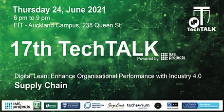 TechTalk #17 - Supply Chain tickets