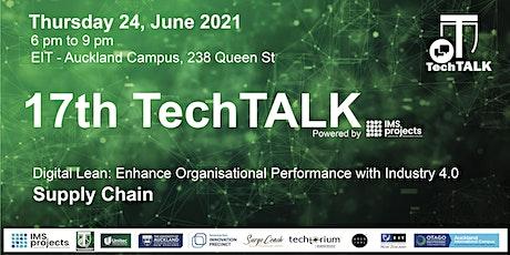 TechTalk #17 - Supply Chain tickets