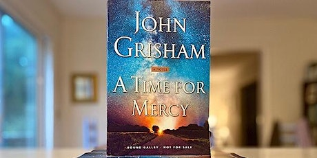 Book Review & Discussion : A Time for Mercy tickets
