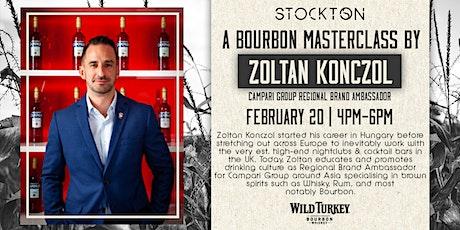 Wild Turkey: A Bourbon Masterclass tickets