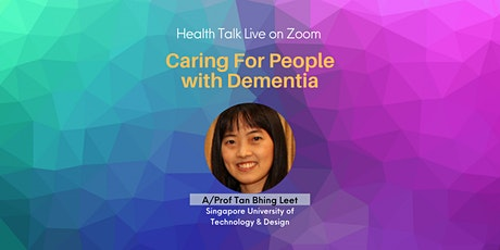 Caring For People with Dementia (via Zoom) tickets