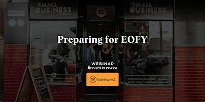 Preparing for EOFY