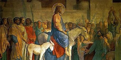 Les Rameaux : messe du dimanche 28 mars, 11h00 tickets