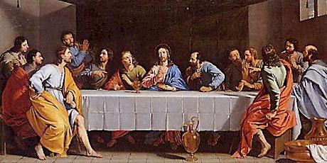 Messe du Jeudi Saint, 1er avril, 20h tickets