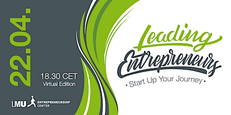 Leading Entrepreneurs  Virtual Edition tickets