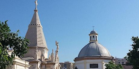 Free Tour Cementerio San Miguel entradas