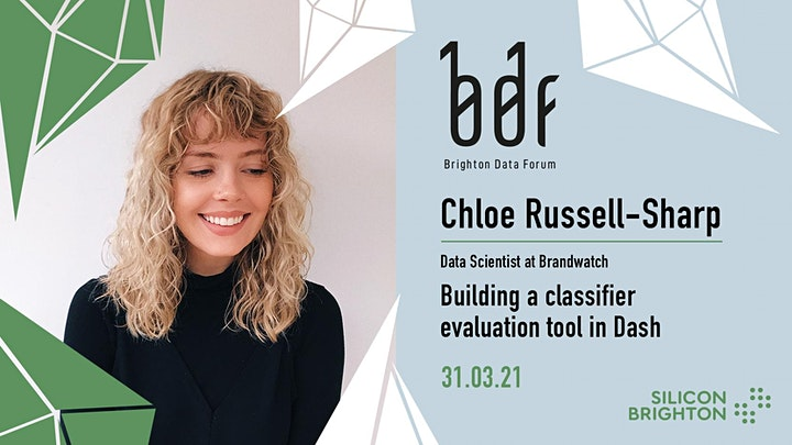 Brighton Data Forum - March Meetup image