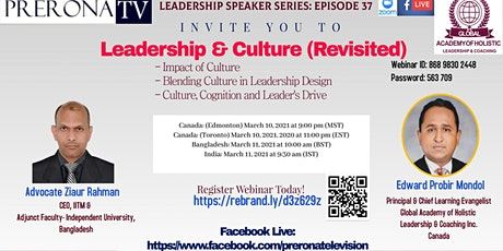Leadership & Culture (Revisited) tickets