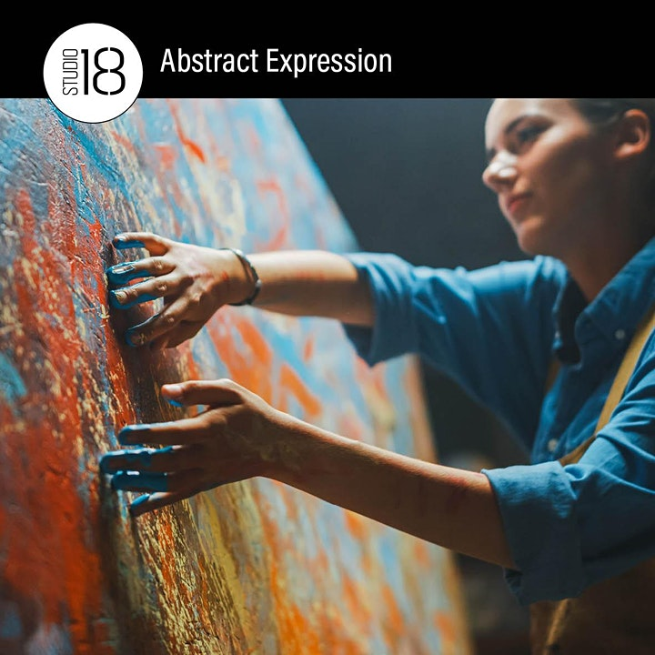 Abstract Expression: 1 Day workshop image