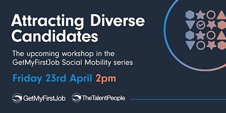 Attracting diverse candidates tickets