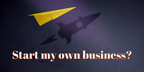 Starting in Business Webinar tickets
