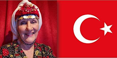 A Turkish Shirley Valentine with Jenny Gibbs via GFWI tickets
