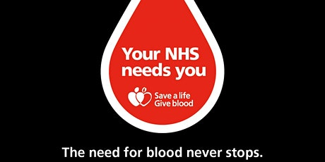Blood Donation Session, Manchester Donor Centres tickets