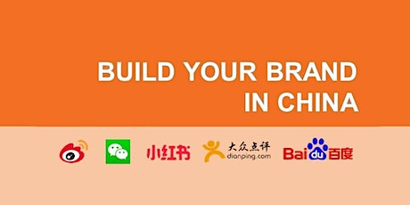 Building Your Brand in China- Education tickets