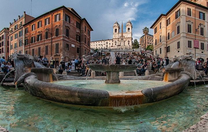 Immagine Una passeggiata per la Roma Barocca da Piazza di Spagna a Piazza Navona