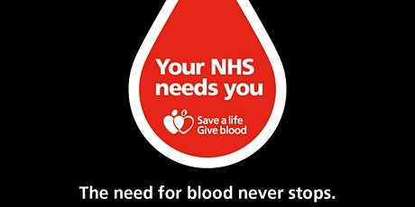 Blood Donation Session, Lancaster Donor Centre tickets