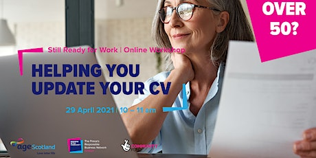 Still Ready for Work | Update your CV tickets