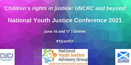 National Youth Justice Conference 2021 tickets