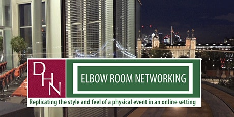 21.04.21 - DHN Elbow Room Networking - Financial Services Fights Back tickets