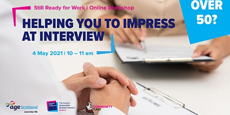 Still Ready for Work | Impress at Interview tickets