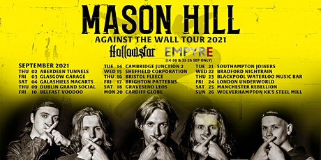 Mason Hill tickets