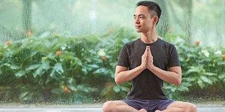 Yoga Circle Fundraiser: Yin Yoga – Inner Balance with Bryan tickets