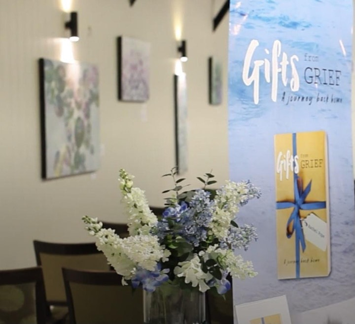 Gifts from Grief - Half Day Workshop with Rachel Pope image