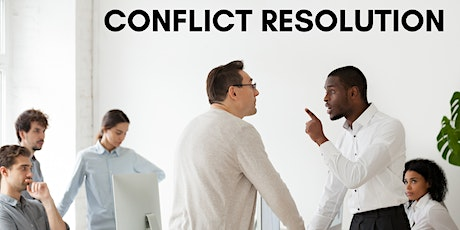 Conflict Management Certification Training in Rocky Mount, NC tickets