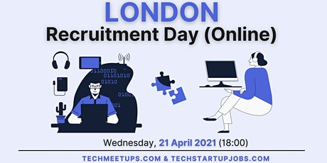 London Recruitment Day (Online) tickets