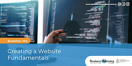 Creating a Website Fundamentals tickets
