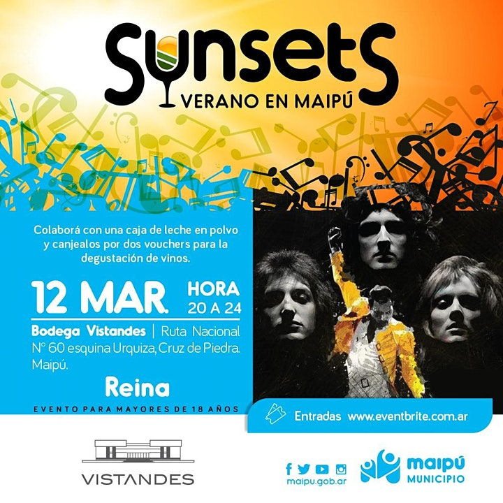 Imagen de VERANO EN MAIPU - SUNSETS