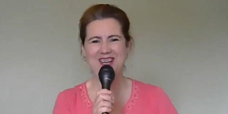 Online Singing for Lung Health with Kate Jones tickets