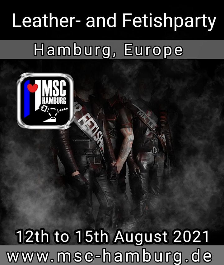 Leder- und Fetischtreffen / Leather- and Fetishparty Hamburg 2021: Bild