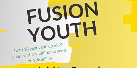 Fusion Targeted Youth group tickets