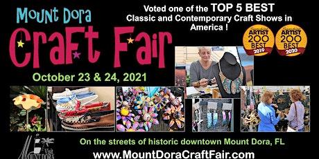 37th Mount Dora Craft Fair tickets