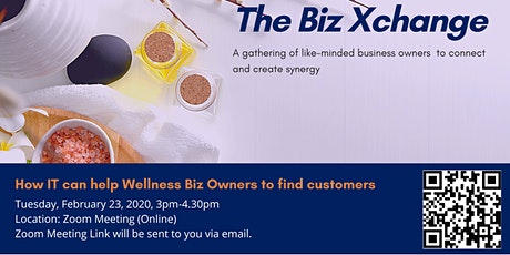 The Biz Xchange - Connect & Create Synergy tickets