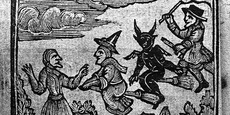 Witchcraft and Witch-Hunting in Early America - Prof. L.Lindenauer - Zoom tickets