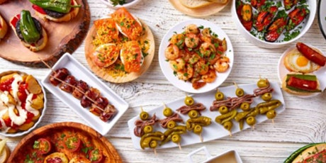 In-Person Class: Spanish Tapas (New Jersey) tickets