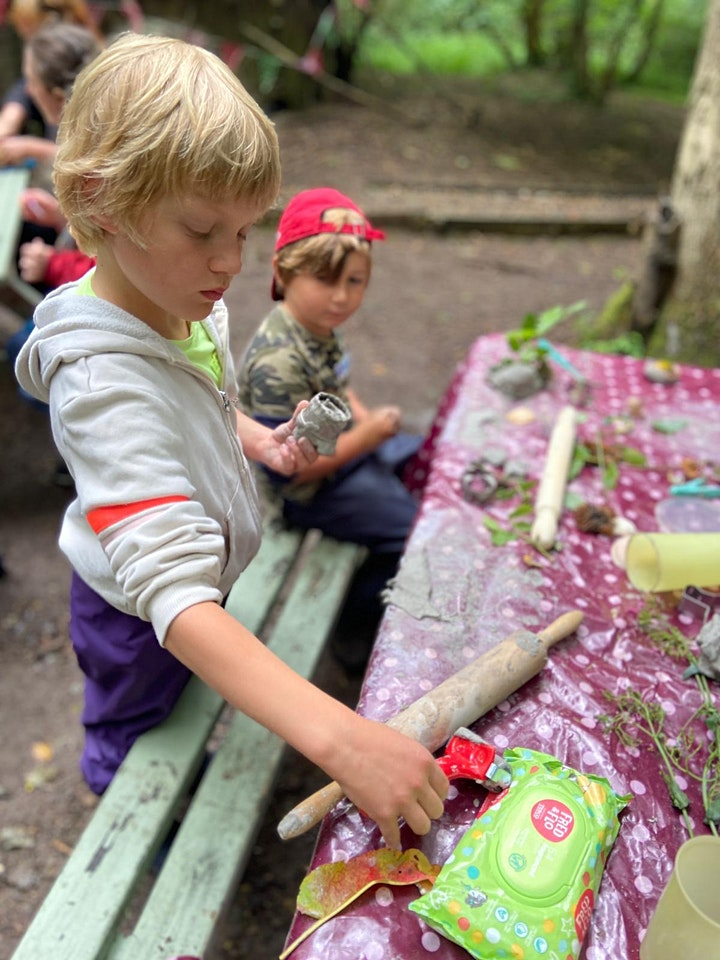 Safeguarding and Child Protection for Forest school / outdoor educators image