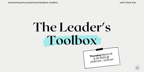 The Leader's Toolbox! tickets