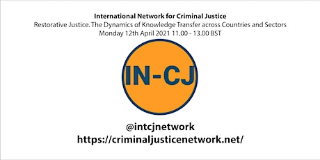 Restorative Justice - The Dynamics of Knowledge Transfer across Countries tickets