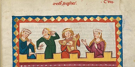 The Senses in Medieval & Renaissance Europe: Hearing & Auditory Perception tickets
