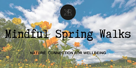 Mindful Spring Walk - Kersal Dale tickets
