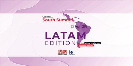 Virtual South Summit - LATAM Edition tickets
