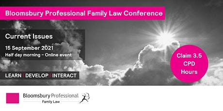 Bloomsbury Professional: Current Issues Half Day Conference tickets