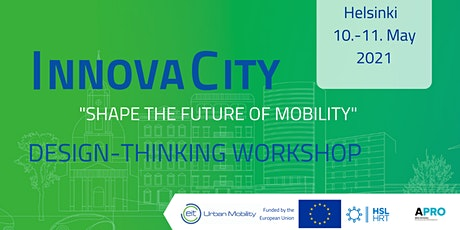 InnovaCity Helsinki | Mobility Workshop Online tickets