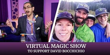 """""""An Afternoon of Magic to Benefit David Bocchichio"""" with Brian Miller tickets"""