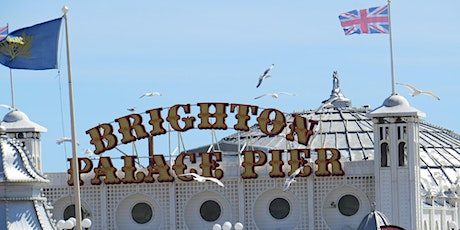 Virtual Tour - Bright n Breezy - an outing to London by the Sea tickets
