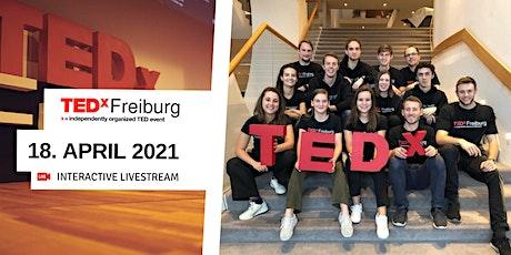 TEDxFreiburg 2021 tickets