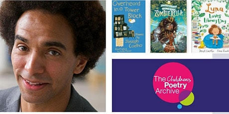 Joseph Coelho and the Children's Poetry Archive tickets